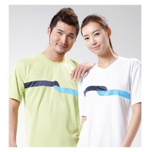 기능성물결라운드 티셔츠