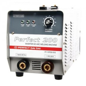 [퍼팩트대대]휴대용인버터용접기Perfect-200(전기인증)