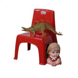유아용의자