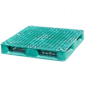 범용파렛트 DIP9494(녹색) 지게차 전용 / 일체형 파레트 (양면 사용)