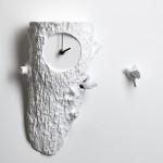 Cuckoo X CLOCK - Tree고급,고품격 벽걸이시계,럭셔리벽시계,뻐꾸기,예쁜,이쁜,선물,집들이,신혼부부,결혼,선물벽시계,인테리어시