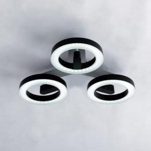 LED 아이원3등 4등 5등 6등 직부조명[화이트/블랙]