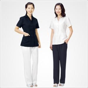 매니져유니폼병원복, 간호사복, 수의사복, 병원접수처 보조간호사, 병원유니폼 작업복