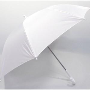 어린이미술용흰색우산