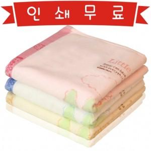 리틀토미 곰돌이 주방타올/30수 최고급 무연사타올