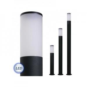 슬림 잔디1등 샌딩 (블랙) [소/중/대] (LED MR16 220V 전용)