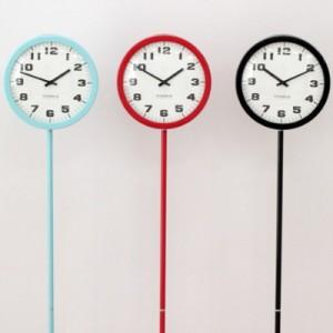 타임데코 스탠드 시계 - 6color