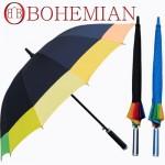보헤미안 14살대 FRP폰지무지개보다우산
