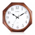 알펙스벽시계 AW-150 팔각(벽걸이시계)