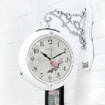 153-23RW 양면시계