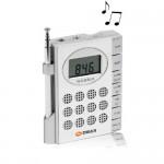 알람/시계/라디오(방송채널표시)