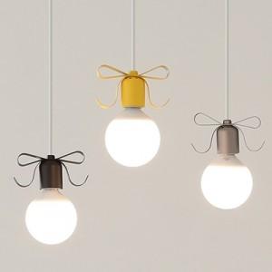 [바이빔] [LED] 리본3등 펜던트-5color