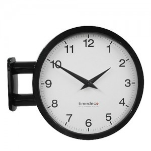 Morden Double Clock A5(BK)