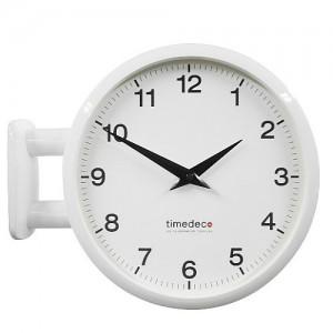 Morden Double Clock A5(WH)