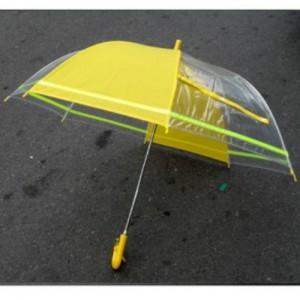 55 안전야광투명비닐우산