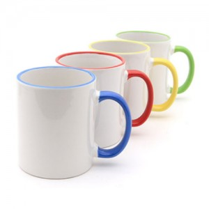 오키 직선핸드라인 머그컵기본머그컵,색깔머그컵,통머그컵,심플한머그컵,단체선물,기업홍보,사은품,판촉