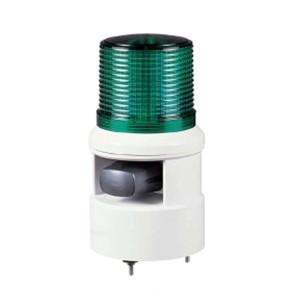 S125DS 신호음 내장 스트로브 라이트전용기, 로봇생산라인, 무인감시 시스템, 신호 내장 경고등, 비상등, 표시등, 경광등, 안내등, 도로시설용