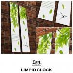 림피드와이드벽시계 [RHW-004] - 시계+스틱
