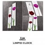 림피드와이드벽시계[CH-050] - 시계+스틱