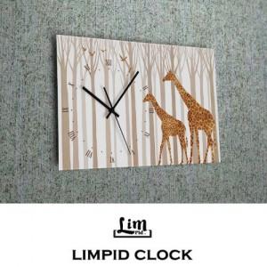 림피드벽시계[CH-090]