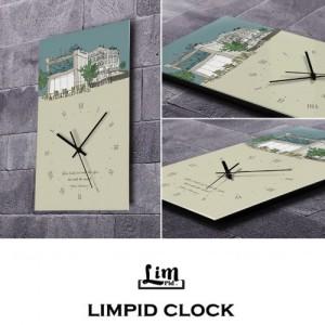 림피드벽시계[CH-096]