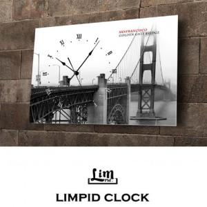 림피드벽시계[NYC-003A]