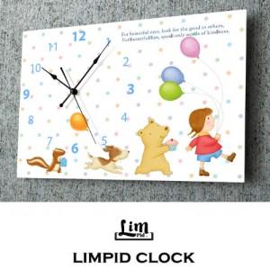 림피드벽시계[CH-100]