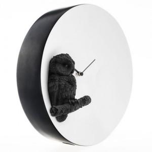 Moon X CLOCK - Owl (부엉이 벽시계)