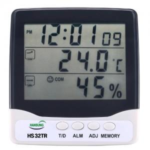 HS32TR 온습도계 (건전지형)