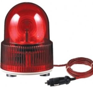 S125MLR LED 반사경회전 경고등  Ø125mm Max.90dB