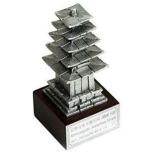 정림사지 5층 석탑가격:18,000원