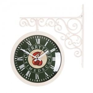 Classic Double Clock Cherry(IV)
