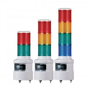 STD56EL 신호음 내장 경제형 적층식 LED 타워 표시등
