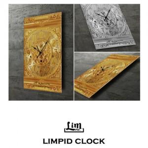 림피드벽시계[CH-024]