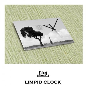 림피드벽시계[CH-009]