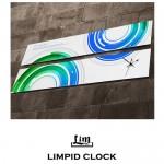 림피드와이드벽시계[RHW007] - 시계+스틱