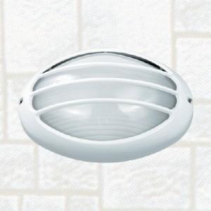 선타원형 벌크헤드(방수등)(4233) 大 [백색/흑색 색상선택 가능]