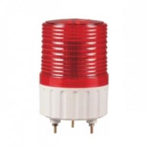 S80L LED점등/점멸형  Ø80mm Max.90dBLED점등,소형 경고등, 경고등, 표시등, 비상등, 안내등, 각종 경고등, 안전용품, 보안용품, 비상 경고등