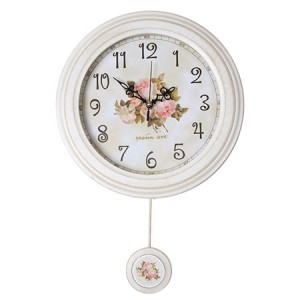내츄럴원형벽시계(소)추벽시계