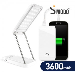 [SMODO-279K] 에스모도 LED스탠드 3600mAh 보조배터리
