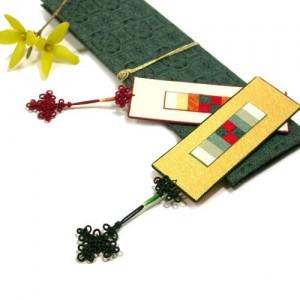 조각보 책갈피 -녹색가격:22,000원