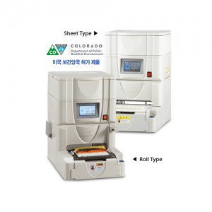 [업체 무료배송] 고급형 김밥/캘리포니아 롤 기계 LCR-700(Roll)