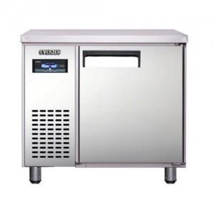 유니크 대성 에버젠 테이블냉장고 UDS-9FTIR 간냉식 (디지털/올스텐/냉동전용)