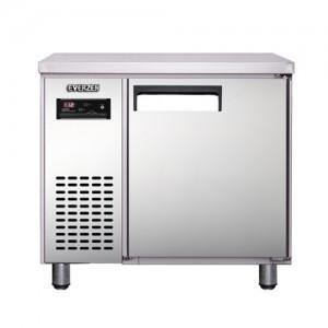유니크 대성 에버젠 테이블냉동고 UDS-12FTDR 직냉식 (디지털/올스텐/냉동전용)