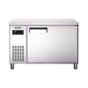 유니크 대성 에버젠 테이블냉장고 UDS-12FTDR 직냉식 (디지털/올스텐/냉동전용)