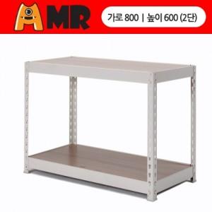 몬스터랙(W800XH600_2단) 수납선반가격:42,000원
