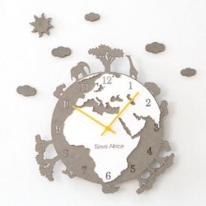 ECO 아프리카 무소음 시계