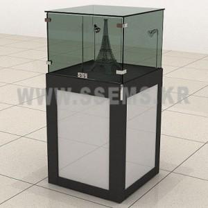 알루미늄 고급진열장 SM-301BW