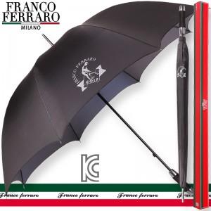 [골프우산]프랑코페라로 75 내부펄 극세사 수동 골프우산