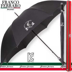 [골프우산]프랑코페라로 75 폰지 수동 골프우산